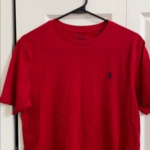 Red Polo by Ralph Lauren shirt